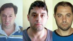 Recapturaron a los prófugos en Argentina