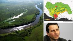 """El río Santa Lucía contaminado en forma """"crítica�"""