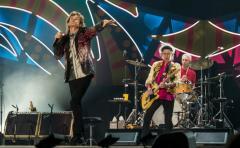 Los Stones ya están haciendo vibrar Sudamérica