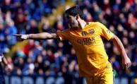 """Con ayuda de """"Lucho"""", el Barça venció al Levante"""