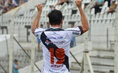 """JM Olivera llegó a los 50 goles con la """"Franja"""""""