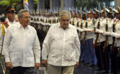 Mujica: Raúl Castro tiene decidido abandonar la presidencia de Cuba
