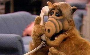 Así era el hombre que estaba dentro de Alf