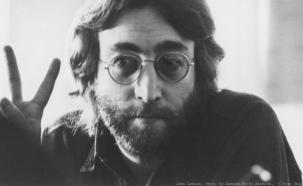 ¿A qué precio subastan mechón de pelo de John Lennon?