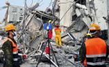 Terremoto de Taiwán deja 61 muertos y muy pocas esperanzas