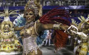 Mangueira: la gran ganadora del Carnaval de Río