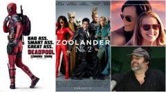 Romance, acción y comedia
