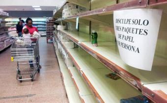 """Declaran """"crisis humanitaria"""" en Venezuela por falta de alimentos"""