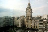 Un 67% del casi millón de visitantes de Montevideo eligió volver