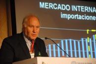 """Víctor Tonelli: """"El comercio internacional de la carne sintió el impacto de la desaceleración económica"""""""