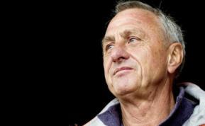 """Cruyff, por ganarle el """"partido"""" al cáncer"""