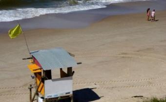 Guardavidas llevan 325 rescates en lo que va de temporada