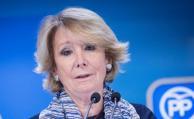 Esperanza Aguirre renuncia por investigación de corrupción