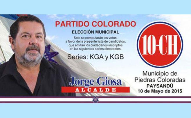 Enojo del alcalde colorado de Piedras Coloradas - El Espectador Uruguay (press release)