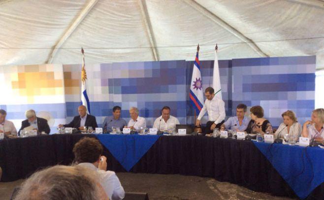 Siga en directo el Consejo de Ministros en Piedras Coloradas - El Espectador Uruguay (Comunicado de prensa)