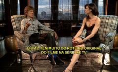Mick Jagger fue entrevistado por la madre de uno de sus hijos