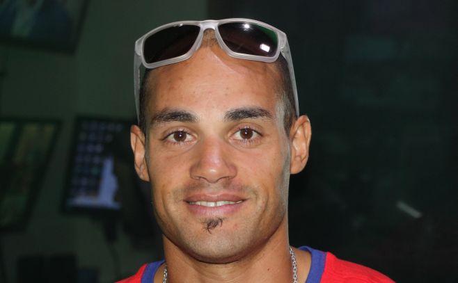 Andrés Silva, atleta uruguayo..