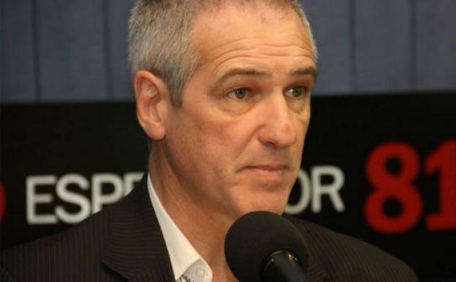 Ramón Méndez - Director de Cambio Climático de MVOTMA..