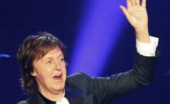 Vuelve Paul McCartney a Argentina y dará tres shows