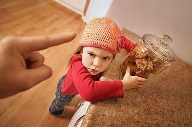 ¿Cómo poner límites a los niños pequeños?