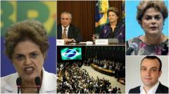 Dilma a 40 votos del impeachment