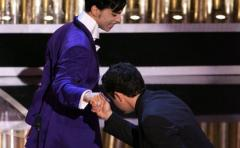 El hombre que le entregó el Oscar a Jorge Drexler