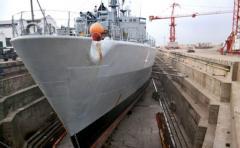 Armada busca a tripulante ucraniano desaparecido
