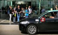 Portugal: miles de taxis en histórica protesta contra Uber