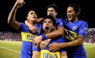 Nico Lodeiro convirtió en la victoria de Boca