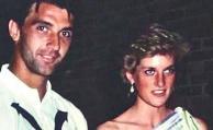 La historia jamás contada entre Lady Di y un tenista serbio