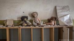Así se vive hoy en Chernobil