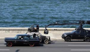 Fast & Furious 8: primeras imágenes del rodaje en Cuba