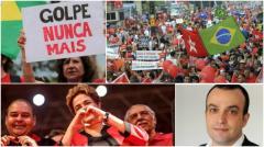 Los últimos momentos de Rousseff