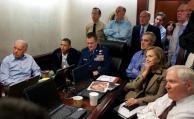 Foto histórica. Momentos de tensión en la Casa Blanca durante la misión contra Bin Laden.