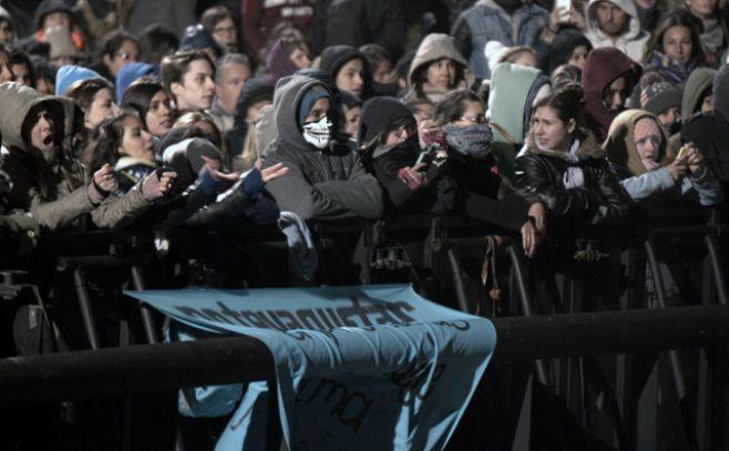 No Te Va Gustar cumplió en su pasaje por Montevideo. Manuel Jarovisky/El Espectador