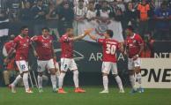 Nacional eliminó a Corinthians