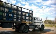 Persisten problemas para acceder a supergas tras conflicto