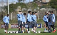Uruguay mantiene el noveno puesto en el Ranking FIFA