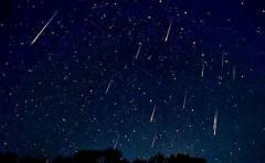 Esta medianoche se verá una lluvia de estrellas en Uruguay