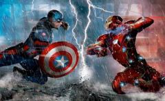 La Guerra Civil de Marvel: liberales vs. estatales