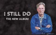 """Así suena el nuevo disco de Eric Clapton, """"I Still Do"""""""
