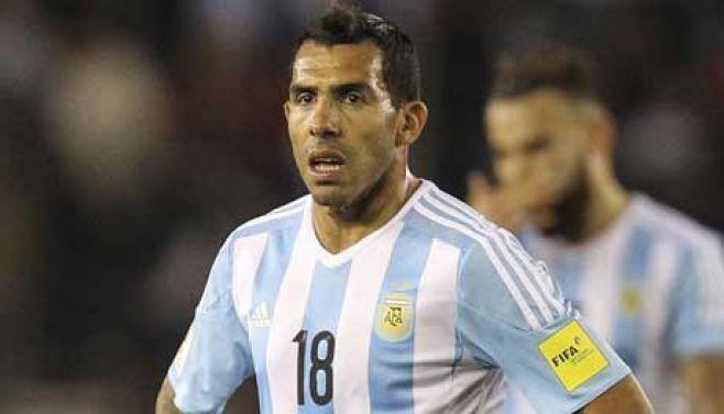 Martino no incluye a Tevez en la lista de 23 jugadores