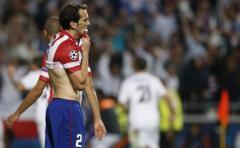 """Diego Godín: """"Fue muy duro olvidar la final de Lisboa"""""""