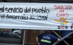 Trabajadores de Montevideogas comenzarán huelga de hambre