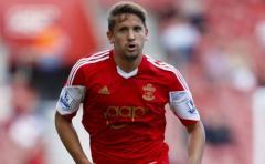 Gastón Ramírez no seguirá en el Southampton
