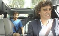 Guga, el chofer de Pablo Cuevas en Roland Garros