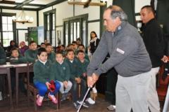 Inclusión Social atraves del Golf