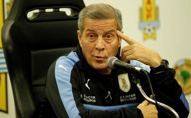 "Tabárez: Suárez tiene la ""ansiedad lógica"" por volver"