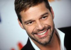 Ricky Martin visitó a refugiados sirios en Líbano