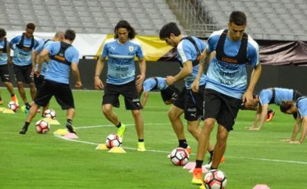 Uruguay reconoció el estadio
